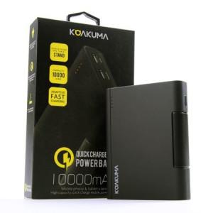 Acumulator portabil KOAKUMA X1-4 10000 mAh Quick Charge 3.0 cu suport telefon