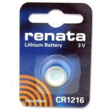 Baterie litiu Renata CR1216 3V 1 Bucata /Set