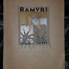 C. SABAN FAGETEL - DIRECTOR - REVISTA RAMURI - NUMAR FESTIV [ 1905-1927] , EX. NR. 53 !