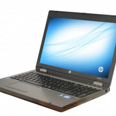 Laptop HP ProBook 6570b, Intel Core i3 Gen 3 3120M 2.5 GHz, 4 GB DDR3, 1 TB HDD SATA, DVDRW, WI-FI, Bluetooth, Display 15.6inch 1366 by 768, 3 Ani