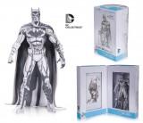 Figurina Batman DC Justice League 16 cm Sketch Version Black White