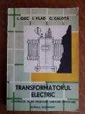 Transformatorul electric - Constructie, fabricare,...  / R5P5F