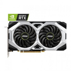 Placa video MSI GeForce RTX 2060 SUPER VENTUS GP OC, 8GB, GDDR6, 256-bit