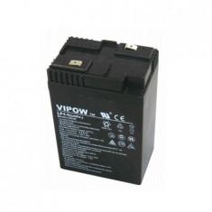 Acumulator baterie Vipow, gel plumb 6V 4AH