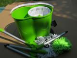 Galeata mop cu pedala Cleanmaxx ,verde