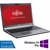 Laptop FUJITSU SIEMENS Lifebook E753, Intel Core i5-3230M 2.60GHz, 8GB DDR3, 120GB SSD, 15.6 Inch, Tastatura Numerica + Windows 10 Pro