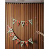 Stegulete pentru petrecere - Happy Birthday | DOIY