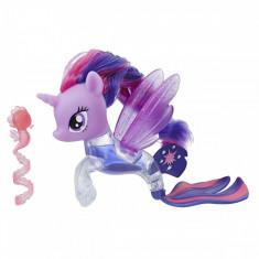 Figurina My Little Pony The Movie - Flip Flow Twilight Sparkle