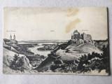 Cumpara ieftin CP 1890 - Maria Radna - Lipova - Cetatea Șoimoș, Circulata, Printata