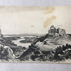 CP 1890 - Maria Radna - Lipova - Cetatea Șoimoș, Circulata, Printata