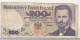 bnk bn Polonia 200 zloti 1976 uzata