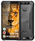 Telefon mobil iHunt S60 Discovery Plus 2021, Procesor 1.5 GHz, Ecran IPS 5.5inch, 3 GB RAM, 32 GB ROM, 4G, Android, Dual SIM (Negru)