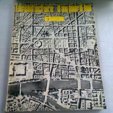 L'ARCHITECTURE D'AUJOURD 'HUI NR.132/1987 (REVISTA DE ARHITECTURA URBANISM)
