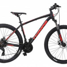 Bicicleta Mtb Dhs Terrana 2925 L Negru 29 Inch