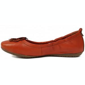 Balerini de dama Kickers 609290-50-17 orange