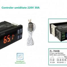 Controler umiditate higrostat electronic 220V 30A