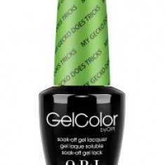 OPI GEL COLOR My Gecko Does Tricks 15ml