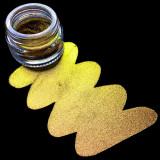 Cumpara ieftin Pigment PK35(arămiu-ruginiu-verde) Duochrome pentru machiaj Kajol Beauty, 1g
