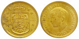 U623 ROMANIA 5 LEI 1930 PARIS REGENTA aUNC / UNC CU LUCIU DE BATERE, Bronz