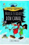 Piratii de buzunar. Vol. 2: Marea evadare din canal, Corint