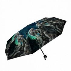 Umbrela pliabila lupi Indrumare - Lisa Parker