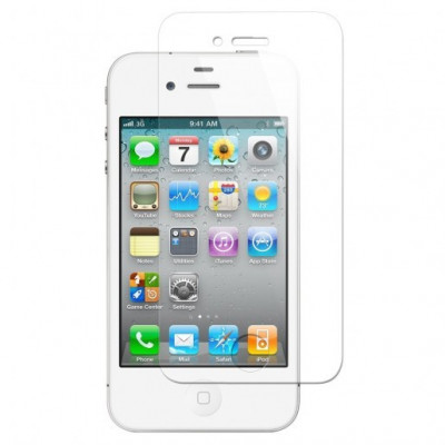 Tempered Glass - Ultra Smart Protection iPhone 4/4s foto