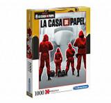 Cumpara ieftin Puzzle La Casa de Papel, 1000 piese, Clementoni