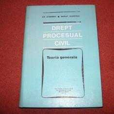 Ilie Stoenescu, Savelly Zilberstein - Drept Procesual Civil