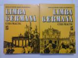 LIMBA GERMANA CURS PRACTIC - Emilia Savin ,Ioan Lazarescu - 2 volume 1992