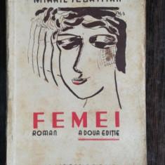 FEMEI - MIHAIL SEBASTIAN
