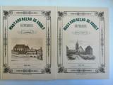Cumpara ieftin 2 vol.  Vederi din Transilvania si Ungaria Veche, Ed. Anastatica, 1853, Budapest
