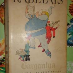 Gargantua / ilustratii Eugen Taru - Rabelais