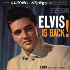 ELVIS PRESLEY Elvis Is Back DSD HQ SACD (sacdh)