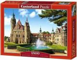 Puzzle Castelul Moszna din Polonia, 1500 piese, castorland
