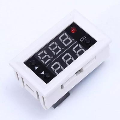 Modul RELEU DE TIMP programabil temporizare TEMPORIZATOR timer digital timer 12V foto