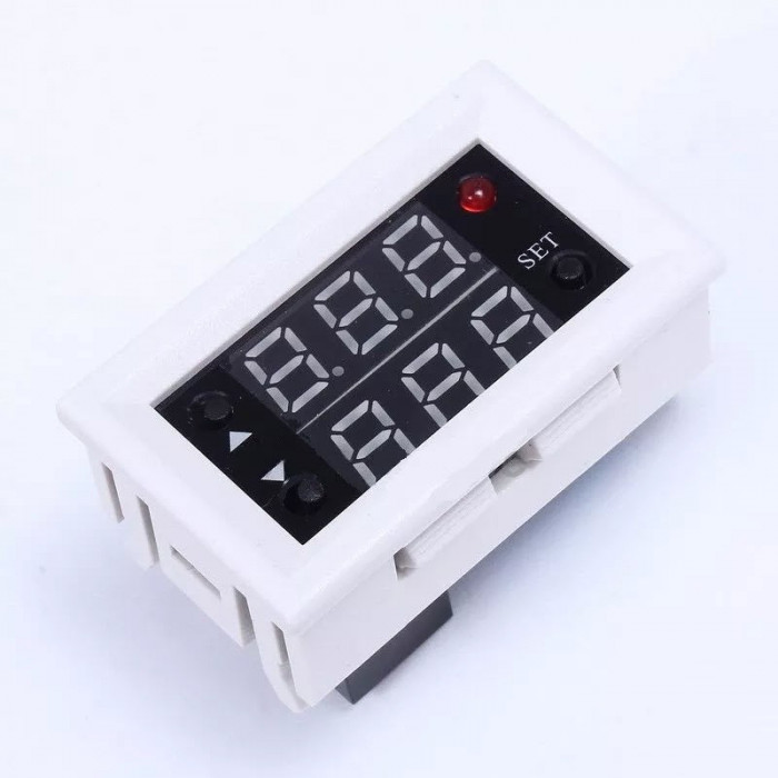 Modul RELEU DE TIMP programabil temporizare TEMPORIZATOR timer digital timer 12V
