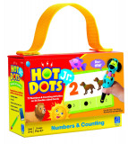 """Carduri Junior HOT DOTS """"Numerele"""" PlayLearn Toys, Educational Insights"""