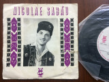 Nicolae Sabau intr-o sambata spre seara disc single vinyl muzica populara 10203, VINIL, electrecord