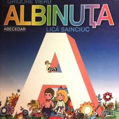 Albinuta-ABECEDAR