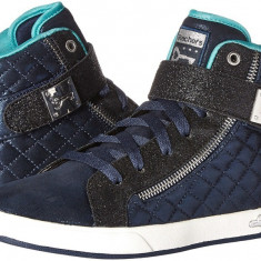 Pantofi sport copii SKECHERS SHOUTOUTS- QUILTED CRUSH - marime 31