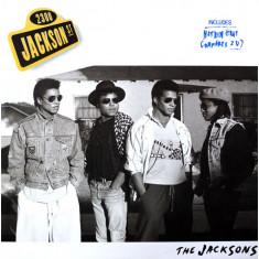 VINIL    The Jacksons – 2300 Jackson Street  - VG+  -
