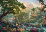 Puzzle Schmidt - 1000 de piese - Thomas Kinkade : Disney''s Jungle Book
