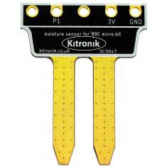 Senzor umiditate sol pentru micro:bit, Arduino