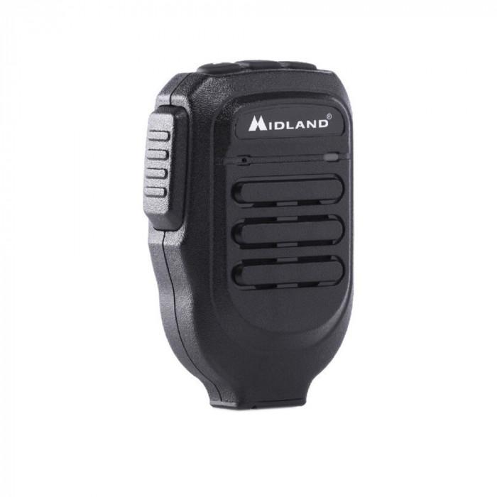 Resigilat : Microfon cu Bluetooth Midland WA-MIKE Cod C1263 compatibil cu WA-DONGL