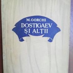 Dostigaev si altii- M. Gorchi
