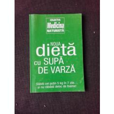 NOUA DIETA CU SUPA DE VARZA