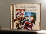 The Everly Brothers - Be Bop A Lula (2003/Planet/) - CD ORIGINAL/stare : Nou