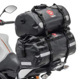 Cumpara ieftin Set genti motocicleta Bagtecs 80L XB50 si XF30 impermeabile negre