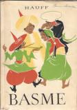 Hauff - Basme / ed. Tineretului 1960 / ilustratii V. Sturmer / foarte rara