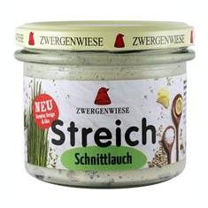 Crema Bio Tartinabila Vegetala cu Arpagic Zwergenwiese 180gr Cod: ZW917